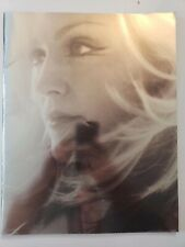 MADONNA DROWNED WORLD TOUR 2001 OFFICIAL CONCERT PROGRAM BOOK 36 pgs FULL COLOR