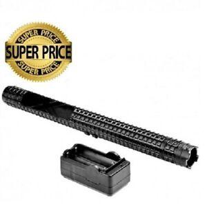 Lampe LED Shocker Electriques Matraque 10000 KV modéle X8 lire attentivement: