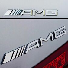 NEW STYLE - Mercedes AMG Boot Badge Rear Emblem Logo - Suitable for every model