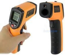 TERMOMETRO DIGITAL LASER INFRARROJOS PISTOLA IR Thermometer Non Contact -50/380º