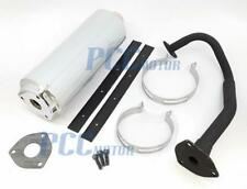 New Chinese Scooter Moped 125cc 150cc GY6 Jonway Sunny Exhaust Muffler M EX25