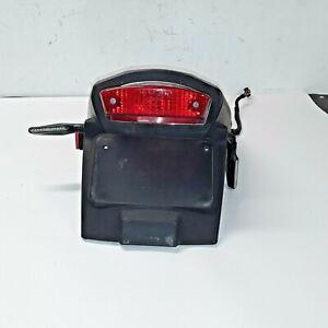 03 Buell Blast 500  REAR BACK WHEEL FENDER MUD GUARD license plate holder