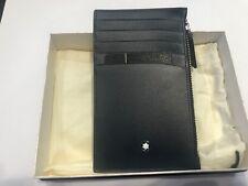 k Montblanc Custodia tascabile 5 scomparti Meisterstück 118314 - Pocket 5cc blu