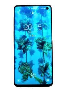 Samsung Galaxy S10 SM-G973F - 128GB - Prism Black (EE) (Dual SIM)