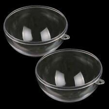 Chocolate Clear Ball Mould Maker 3cm-10cm Sphere Round Mold Chocolate Ball Mold