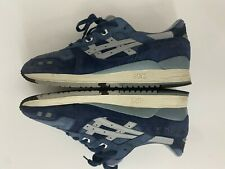 J. Crew x ASICS Gel-Lyte III Blue Ribbon Size US11 H53BK-5065 OG All Free Ship