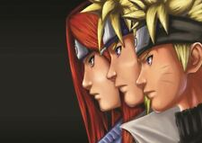 NARUTO AND FRIENDS ANIME PRINT ART POSTER PICTURE A3 SIZE GZ1741