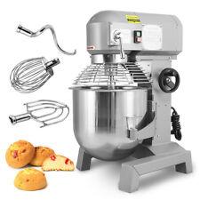 30Qt Commercial Dough Mixer 2.4Hp Blender Mixer Kitchen Bakery Restaurant New