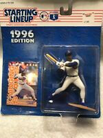 Vintage 1996 Kenner Starting Lineup Sports Collectible Chicago Cubs Sammy Sosa