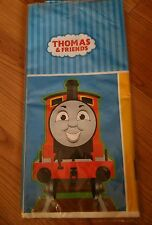Thomas the TANK  Plastic Table Cover ~ Birthday Party Supplies Decoration 54x102