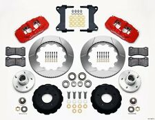 "Chevrolet C10 Wilwood Aero 6 Front Big Brake Kit,GMC C10,Chevy,14"" Rotors,Red"