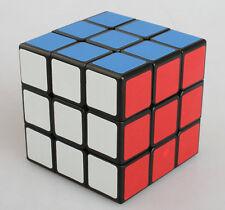 Shengshou Sujie 3x3x3 Speed Cube Magic Twist Puzzle Brain Teasers Toy Gift Black