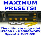 ☆Eventide H3000 to H3500B-DFX MAXIMUM Preset OS Upgrade! EVERY Possible Preset!☆