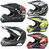 Motorcycle Helmet Mountain Bike Full Face Helmet Off-road Helmet For Men/Women