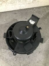 PEUGEOT 206 HATCH SW ESTATE HEATER BLOWER MOTOR 2 PLUG CLIMATE TYPE