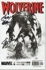 Englische Erstausgabe internationale Wolverine Marvel-Comics