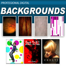 backgrounds 2 dvd set hi res images for photoshop ect design crafts web image