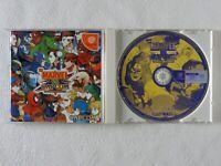 Marvel vs Capcom Clash of Super Heroes DC CAPCOM Sega Dreamcast From Japan