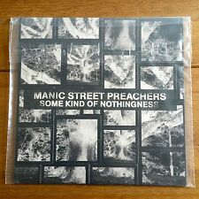 "Manic Street Preachers - Some Kind Of Nothingness  7""  Vinyl"