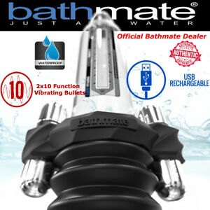 Bathmate HydroVibe fits Hydro 7, HydroXtreme & Hydromax 5 7 9 *Official Dealer*