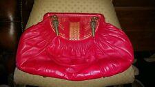 Dior Plisse Large Handbag - POWER RED!!