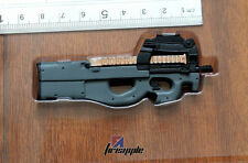 "P90 Submachine Weapon Gun For 1/6 Scale12"" Action Figure 1:6 Model Toy"