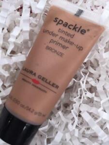 LAURA GELLER Spackle Tinted Makeup Primer BRONZE 0.50oz Travel Size - FREE SHIP!