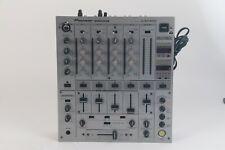 Pioneer DJM-600 4-Channel DJ Mixer- Silver