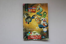 Earthworm Jim 2 Instruction Booklet Snes