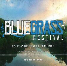 Bluegrass Festival - 20 Bluegrass Favourites Foggy Mountain Breakdown + More