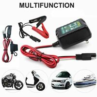 Automatic Battery Charger Maintainer Motorcycle Trickle Float For Tender 6V 12V