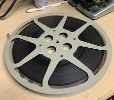 "VINTAGE 16MM FILM GADABOUT GADDIS TV EPISODE: ""BONE FISHING"" B & W"
