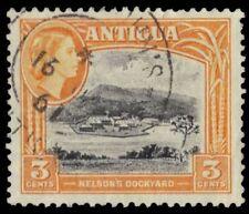 "ANTIGUA 110i (SG123a) - QEII ""Nelson's Dockyard"" (pf79306)"
