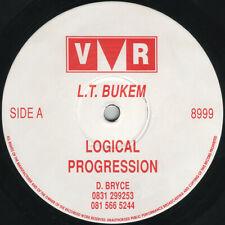 L.T. Bukem - Logical Progression. Vinyl