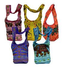 25pcs Vintage Sequin Embroidered Patchwork Bags Boho Purses Jhola Wholesale Lot