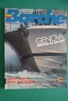 Magazine Boats Year The Degree N.1 October 1980 World Nautical International