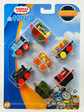 Thomas & Friends Minis 7-Pack - Hiro, Emily, Victor and More!
