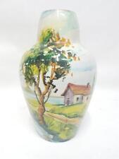Vaso in ceramica anni 50 artistica aretina zulimo aretini pottery vase vintage