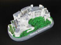 Salzburg Festung Hohensalzburg Souvenir Poly Modell Polyresin,14 cm,Österreich