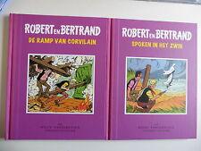 5 x Luxe Robert en Bertrand nrs 21-25 Uitgave Adhemar 2016