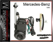 MERCEDES 380-560sec automatique antenne Chrome w126