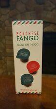 Borghese Fango Glow on The Go 3 Mud Mask Treatments NIB