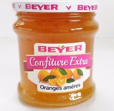 Konfitüre Marmelade Orangen - Marmelade 370g Glas Beyer original Frankreich  !
