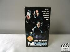 Full Eclipse (VHS, 1997, Unrated Version) Mario Van Peebles Patsy Kensit