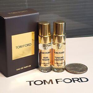 Tom Ford Oud Wood perfume box set  0.11 fl oz  Free Ship