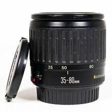 Canon EF 35-80mm f/4-5.6 EF Full Frame Lens