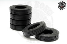 "1.75"" Tires (2 pcs) for Tamiya 1/14 R/C Tractor Trailer/Truck 1.75"" Wheel"