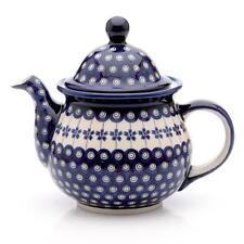 Boleslawiec Ceramic Polish Pottery Teapot/Kettle GU 943