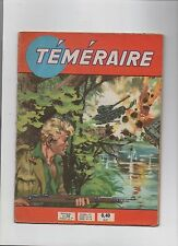 Téméraire n°38 - récit complet Artima 1961 - Très bel état
