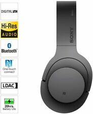Sony MDR-100ABN/B h.ear on Bluetooth Wireless Noise Cancelling Headphones MINT